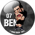 Badge'Z Chapter Collection: 07 (Ben)