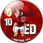 Badge'Z Chapter Collection : 10 (Ed qui sifflote)