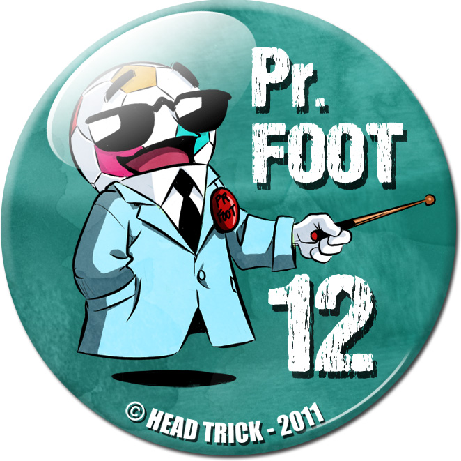 Badge'Z Chapter Collection : 12 (Pr Foot)