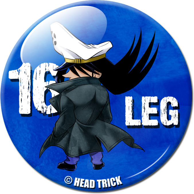 Badge'Z Chapter Collection : 16 (Leg)