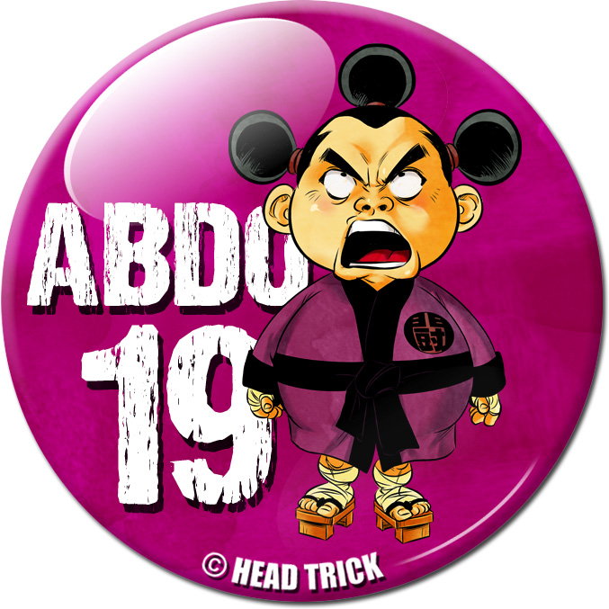 Badge'Z Chapter Collection : 19 (Abdo)