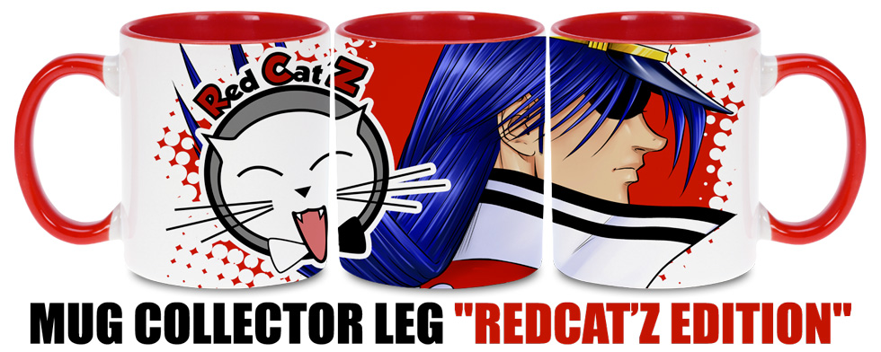 DX MUG Collector Redcat'Z de LEG