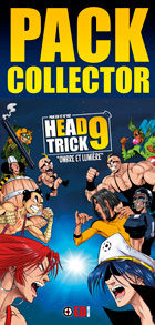 Pack Collector Tome 9 (11 Articles d'exception dont plusieurs inédits)